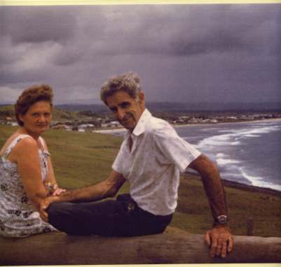 Vince & Peg Catsoulis 1981
